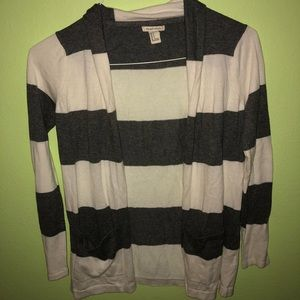 Strip Cardigan